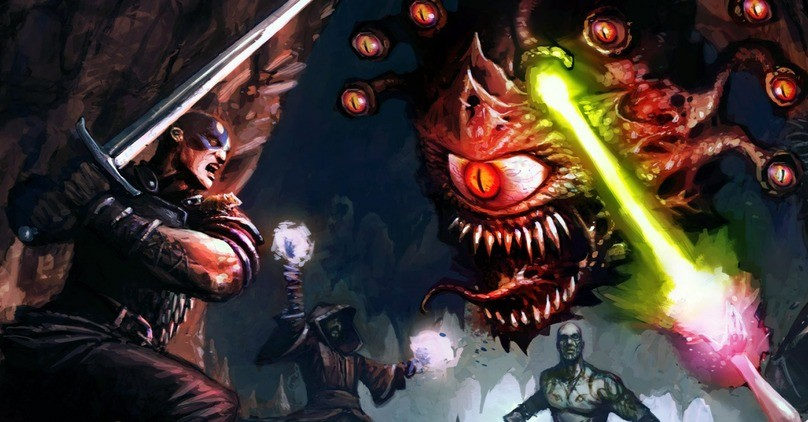 GOG.com - Dungeons & Dragons Special Sale