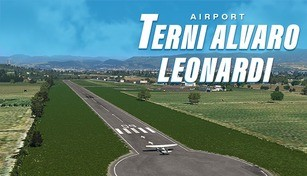 X-Plane 11 - Add-on: Skyline Simulations - LIAA - Terni Alvaro Leonardi Airport