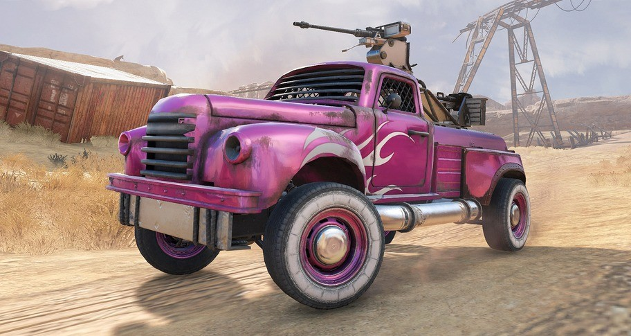 Crossout - Valentine's day pack