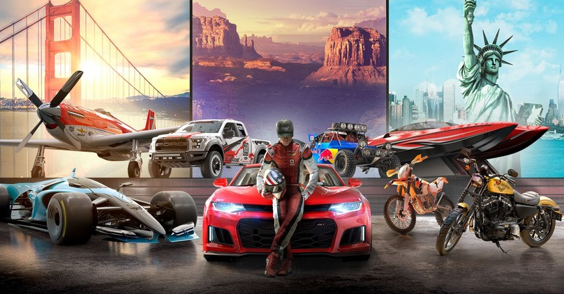 Free Weekend - The Crew 2 and Dead by Daylight