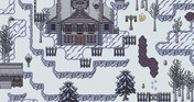 RPG Maker MV - Legends of Russia - Winter Village Tiles