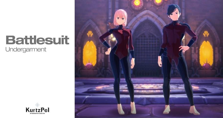 KurtzPel - Battlesuit Undergarment