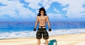 """FAIRY TAIL: Gajeel's Costume """"Special Swimsuit"""""""