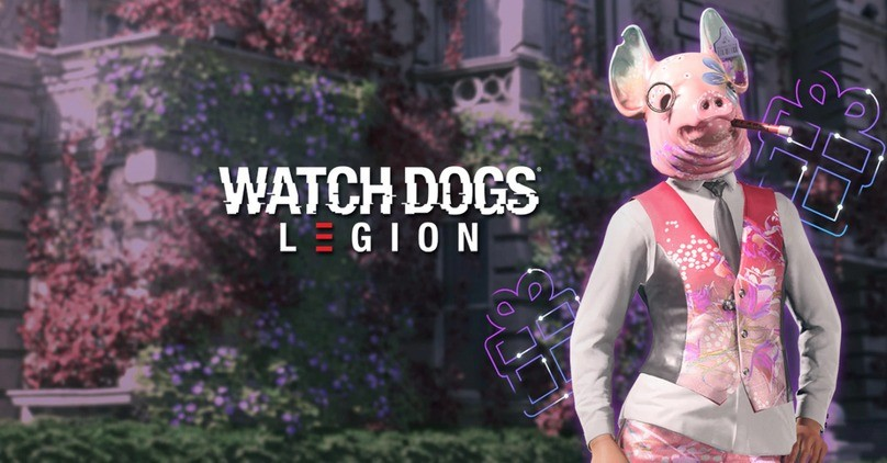 FREE Watch Dogs: Legion - Spring Clothing Pack