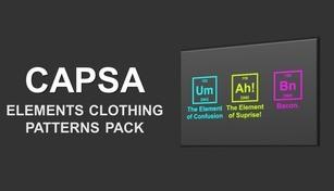 Capsa - Elements Clothing Patterns Pack