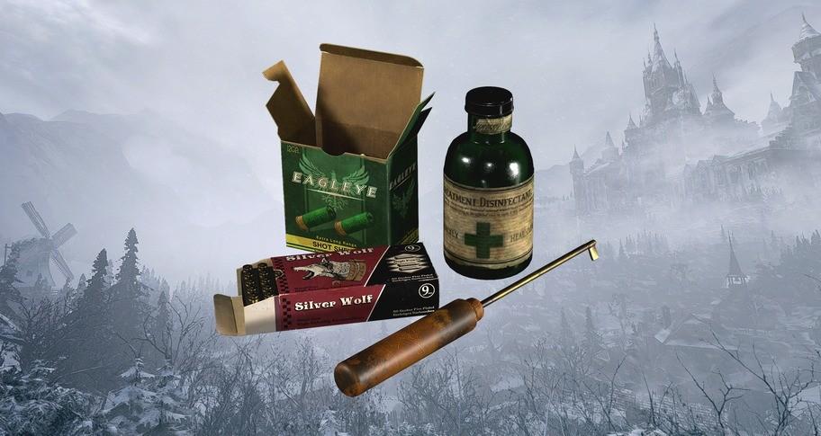 Resident Evil Village - Survival Resources Pack