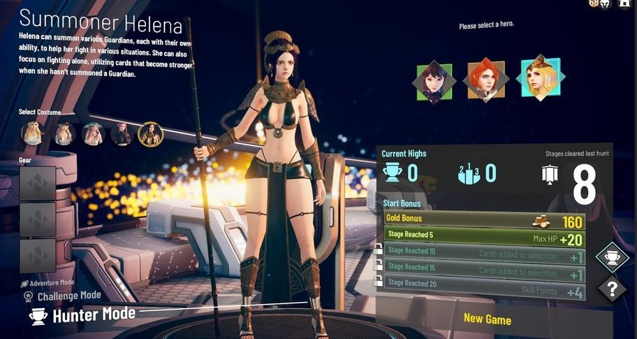 Neoverse - Hot Break Costume Pack