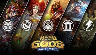 Hand of the Gods: Core Set Bundle