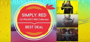 Simply: RED - CD PROJEKT RED Collection