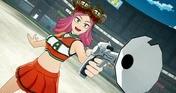 MY HERO ONE'S JUSTICE 2 Cheerleader Costume Mei Hatsume