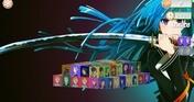 Mahjong Dimensions 3D - Fantasy Anime
