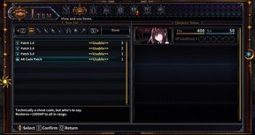 Death end re;Quest 2 - Helping Hand Set