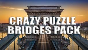 Crazy Puzzle -Bridges