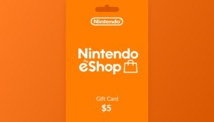 Nintendo eShop Gift Card 5 USD