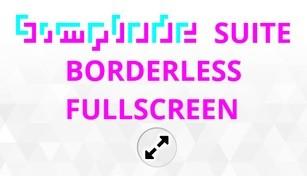 Simplode Suite - Borderless Fullscreen