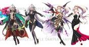 RPG Maker MZ - Fantasy Heroine Character Pack 6