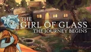 The Girl of Glass: A Summer Bird's Tale - The Journey Begins