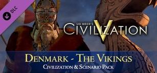 Civilization V - Civ and Scenario Pack: Denmark (The Vikings)