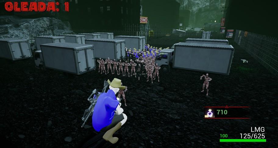 Pejes Vs Zombies