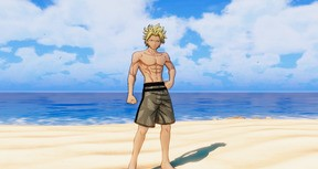 """FAIRY TAIL: Sting's Costume """"Special Swimsuit"""""""