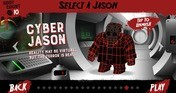 Friday the 13th: Killer Puzzle - Cyber Jason