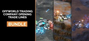 Offworld Trading Company Opening Trade Lines Bundle