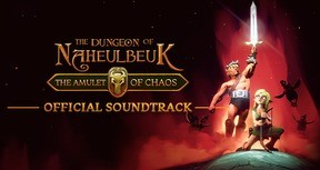 The Dungeon Of Naheulbeuk: The Amulet Of Chaos Soundtrack