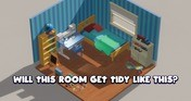 Messy Room Simulator