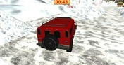 Snow Clearing Driving Simulator