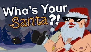 Who's your Santa !?