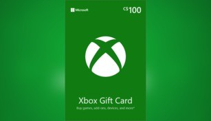 Xbox Live Gift Card 100 CAD