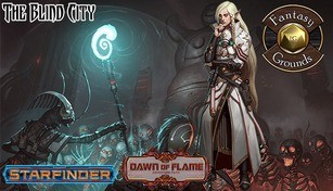 Fantasy Grounds - Starfinder RPG - Dawn of Flame AP 4: The Blind City (SFRPG)