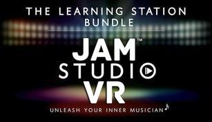 Jam Studio VR EHC - The Learning Station Song Bundle