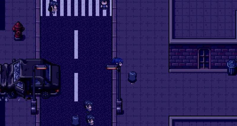 Survival RPG Alisa x Desperate City