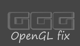 GGG Collection - Optional opengl windows fix