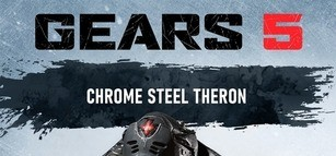 Gears 5 -  Chrome Steel Theron