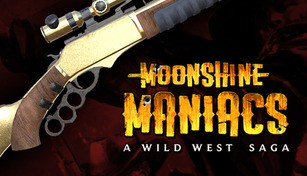 Moonshine Maniacs: Golden Skins