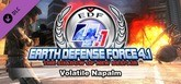 EARTH DEFENSE FORCE 4.1: Volatile Napalm