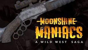 Moonshine Maniacs: Rusty Skins