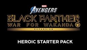 Marvel's Avengers Black Panther Heroic Starter Pack