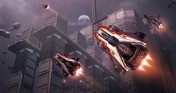 Star Conflict - Guardian of the Universe. Langsax