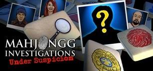 Mahjongg Investigations: Under Suspicion