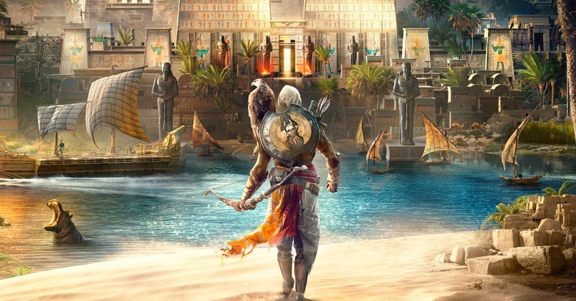 Assassin's Creed Origins Season Pass is available at historical low price on Amazon UK!