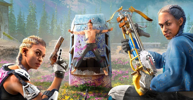 GamersGate - Far Cry Franchise, Idea Factory Anime Games and more on sale