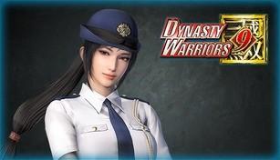 DYNASTY WARRIORS 9: Lianshi (Police Officer Costume) / 練師 「警官風コスチューム」