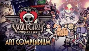 Skullgirls: Digital Art Compendium