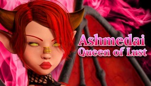 Ashmedai: Queen of Lust - Art Collection