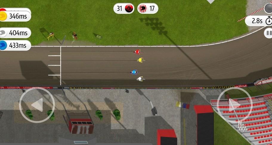 Speedway Challenge 20