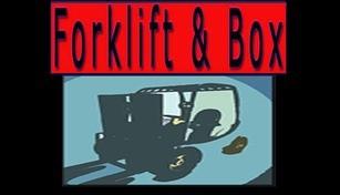 Forklift & Box