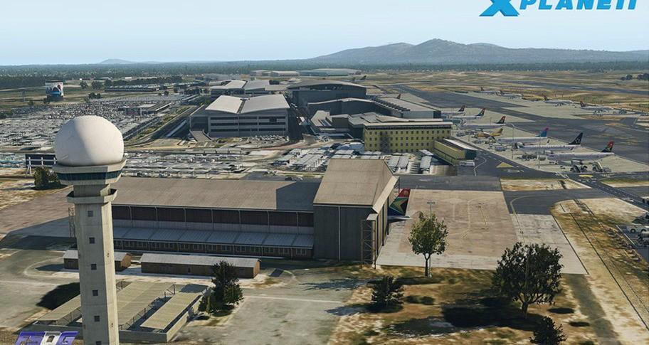 X-Plane 11 - Add-on: FSDG - Kapstadt XP